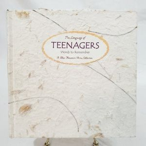 The Language Of Teenagers Words To Remember Book